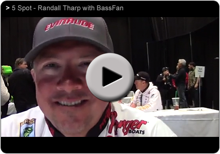 Randall Tharp - 5 questions with BassFan